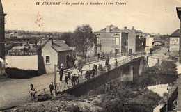 JEUMONT LE PONT SUR LA SAMBRE ET RUE THIERS - Jeumont