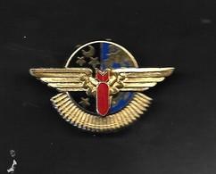 INSIGNE BASE AERIENNE DE CAZAUX - Armée De L'air