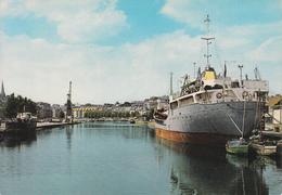 CAEN : Port De Commerce N°1 - Caen
