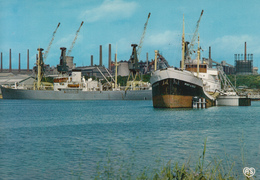 CAEN : Port De Commerce N°4 - Caen