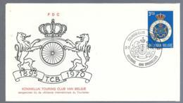 FDC  COB  1569 - 1971-80