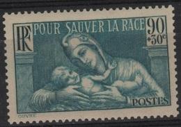 FR 1422 - FRANCE N° 419 Neuf** Société De Prophylaxie Sanitaire - France