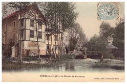 COMBS-LA-VILLE. Le Moulin De Varennes - Combs La Ville