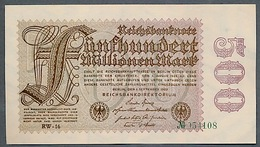 P110d Ro109d DEU-125h   100 Million Mark 01-09-1923. UNC NEUF!!! - [ 3] 1918-1933: Weimarrepubliek