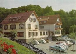 ALLEMAGNE ... SASBACHWALDEN ... HOTEL TALMÜHLE  ... RESTAURANT CAFE FALLERT .. VOLKSWAGEN - Sasbach