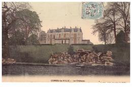 COMBS-LA-VILLE. Le Château - Combs La Ville