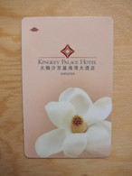 Kingkey Palace Hotel,Shenzhen China - Cartas De Hotels
