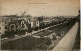 Metz - Avenue Marechal Foch - Metz