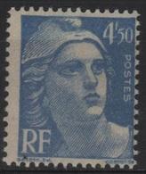 FR 1425 - FRANCE N° 718A Neuf** Marianne De Gandon - 1945-54 Marianne De Gandon