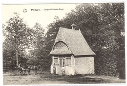 VIBRAYE (72) - Chapelle Sainte-Anne - Ed. Imp. Garreau - Vibraye