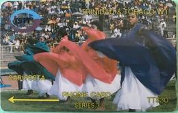 TRINITAD & TOBAGO  -  Phonecard  -  TSTT  -  CARIFESTA  -  TT $ 30 - Trinidad En Tobago
