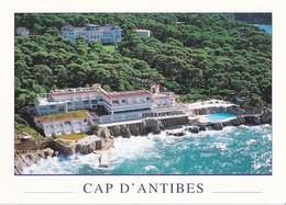 CP 06 Alpes-Maritimes Antibes Cap Eden Roc Et Hôtel Du Cap Yvon - Cap D'Antibes - La Garoupe