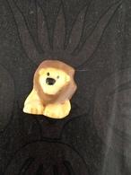 Feve Plate Pièce Puzzle Cirque Ou Jungle ? LION - Dieren