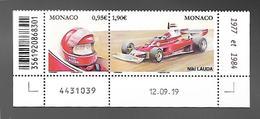 Monaco 2020 - Niki Lauda ** - Mónaco