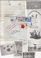 LETTRE AVEC CORRESPONDANCE. FULL LETTER. MAURITIUS BOUTIQUE TOURIST OFFICE PORT LOUIS - Maurice (1968-...)