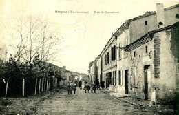 GREPIAC   =   Rue De  Lamaison   1405 - Other Municipalities