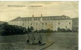 12 - SAINT AFRIQUE - Le Collège Saint-Gabriel. - Saint Affrique