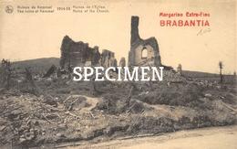 Ruines De Kemmel 1914-18 - Kemmel - Heuvelland