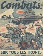 GUERRE 1939/1945 - Petit Livret Patriotique Et Religieux De 1942 - 8 Pages -  3 Scans - 1939-45