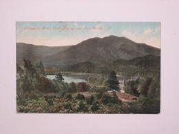 Loch Achray - Ben Venue - Trossachs Hotel - Stirlingshire