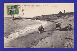 MESQUER KERCABELEC Du Monde A Pointe De Merquel /TRES TRES BON ETAT/ é685 - Mesquer Quimiac