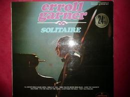LP33 N°2947 - ERROLL GARNER - SOLITAIRE - 134.506 - DISQUE EPAIS ***** - Jazz