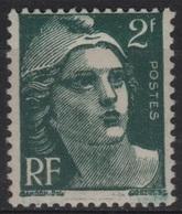FR 1430 - FRANCE N° 713 Neufs** Marianne De Gandon - 1945-54 Marianne De Gandon