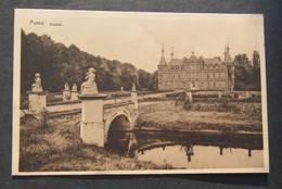 Carte Postale Aalter Poeke Kasteel - Aalter