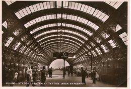 Milano - La Stazione Centrale - Milano (Mailand)