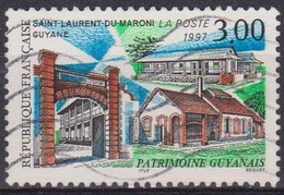 Patrimoine De Guyane - FRANCE - Saint Laurent Du Maroni - N° 3048 - 1997 - Oblitérés
