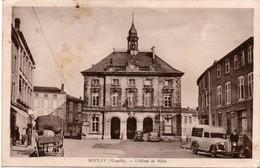 Boulay 1938 - L'hôtel De Ville - édit. Thévenon Photo-lux - Boulay Moselle