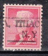 USA Precancel Vorausentwertung Preo, Locals New York, Ithaca 479 - Vereinigte Staaten