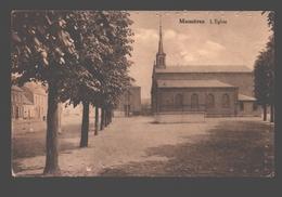 Maisières - L'Eglise - Endommagée - Mons