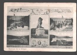 Gileppe - Barrage De La Gileppe - Souvenir De La Gileppe - Carte Multivues - Gileppe (Barrage)