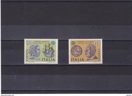 ITALIE 1980 EUROPA Yvert 1418-1419 NEUF** MNH - 6. 1946-.. Republik