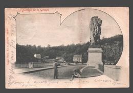 Gileppe - Barrage De La Gileppe - 1901 - Animation - Gileppe (Barrage)