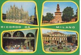 Saluti Da Milano - Souvenir De...