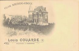 J75 - 11 - NARBONNE - Aube - Clos Sainte-Croix - Louis Couarde, Propriétaire - Narbonne