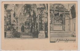 """Arménie   Vue  D' Une Cathédrale Armenienne """"intérieur"""" (2 Scan) - Arménie"""
