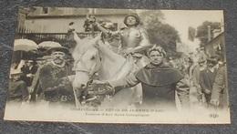 60 - Compiègne - Fêtes De Jeanne D'arc - Jeanne D'Arc Dans Compiègne    ------------ 525 - Compiegne