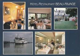 Le VIVIER Sur MER  Hotel Resteurant  BEAU RIVAGE - France