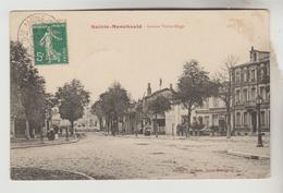LOT 29022038 CPA SAINTE MENEHOULD (Marne) - Avenue Victor Hugo - Sainte-Menehould