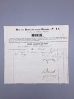 PARIS MORIN, 1850 - France