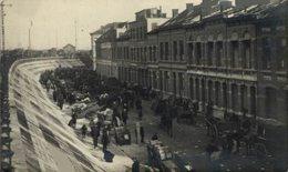 BORGERHOUT 1918 FOTOKAART  EERSTE WERELDOORLOG ANTWERPEN ANVERS WWICOLLECTION - Autres