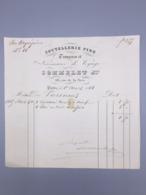 PARIS COUTELLERIE FINE SOMMELET JNE 1866 - France