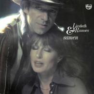 * LP *  LIESBETH LIST & RAMSES SHAFFY - SAMEN (Holland 1976) - Vinyles