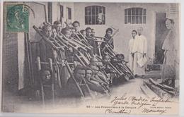 Tonkin Indochine Française Moncay Les Prisonniers à La Cangue Envoi Docteur Morand Médecin Chef Hôpital Militaire Bastia - Vietnam