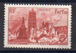 FRANCE N°744  OBLITERE 20% De La Cote Y&T 0.65 € - Used Stamps