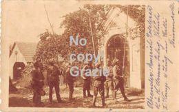 Celje - Cilli - Soldaten 1917 - Fotokarte - Telgraphieabteilung - Slovénie