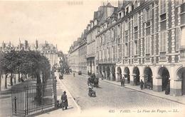 ¤¤  -  PARIS   -   La Place Des Vosges    -  ¤¤ - Arrondissement: 03